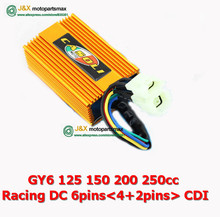 SCOOTER CDI  GY6 125 150cc 250cc ATV/Go kart/Quad bike Performance Racing DC CDI