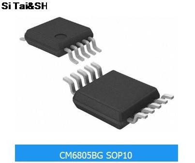 1pcs/lot CM6805AG CM6805BG CM6805 SOP-10