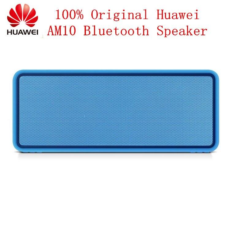 Prix pour 100% D'origine Huawei AM10S Portable Sans Fil Bluetooth Haut-Parleur Mains Libres Haut-Parleur de soutien TF carte