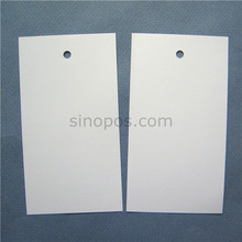 120mm high PVC outdoor Price tags, warehouse Packaging Label, durable Garment Tags, Gift hang tag in PVC tagging