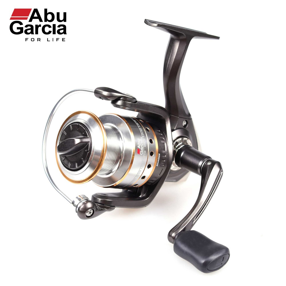 все цены на  Abu Garcia 100% Original CARDINAL SX Spinning Fishing Reel 500-4000 Front-Drag Fishing Reel 5+1BB  в интернете