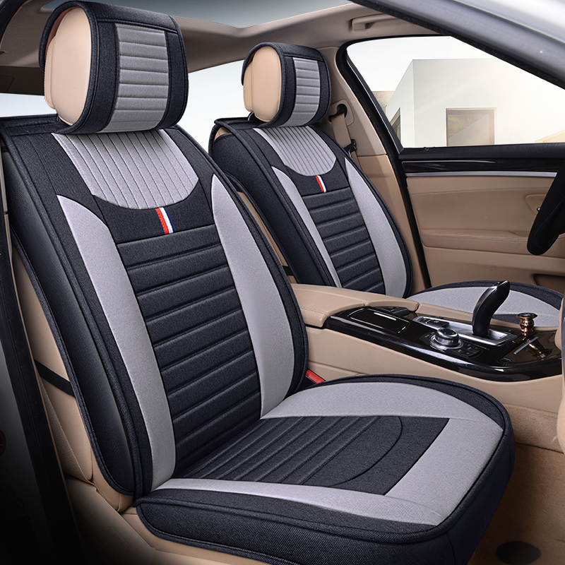 Car Seat Cover Auto Seats Covers Vehicle Chair Leather Case For Ford Fusion  Ka Kuga  Mondeo   In Automobiles Seat Covers From