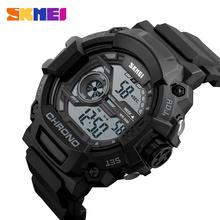 SKMEI Fashion Outdoor Sport Watch Multifunction LED Display Watches 5Bar Waterproof Digital Watch reloj hombre 1233