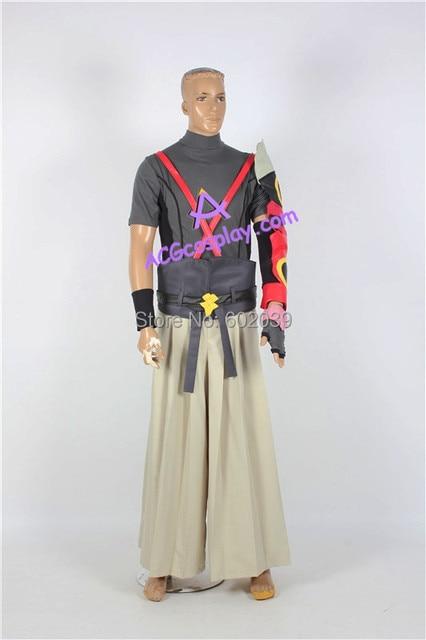 Kingdom Hearts Birth By Sleep Terra Cosplay Costume In Anime