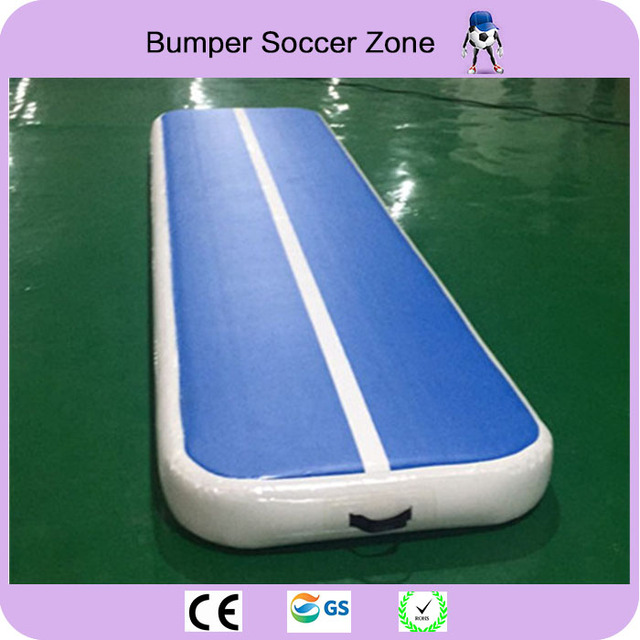 free shipping 4 1m inflatable air tumble track air track for tumbling inflatable bouncing tumble. Black Bedroom Furniture Sets. Home Design Ideas
