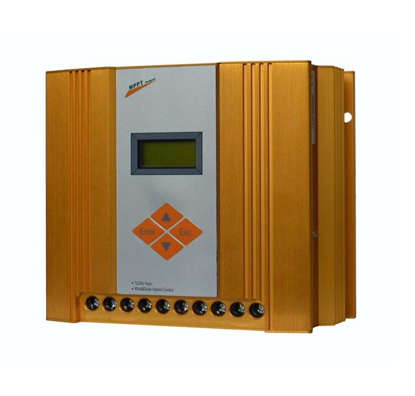 24V wiatrak z 200-600W wiatr hybrydowy sterownik solarny macthed 600W turbina wiatrowa 3/5 ostrza