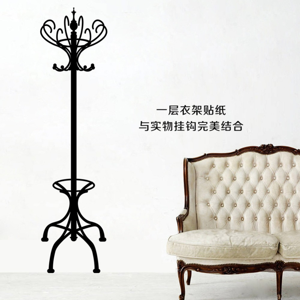 compare prices on wall sticker hanger online shopping buy low zy8476a new hangers wholesale stickers living room bedroom sofa backdrop waterproof removable 3d diy wall stickers