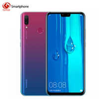 Global ROM Huawei Y9 2019 Enjoy 9 plus Smartphone 6.5''2340x1080 Hisilicon Kirin 710 Octa Core Android 8.1 4000mAh 4*Camera 4G