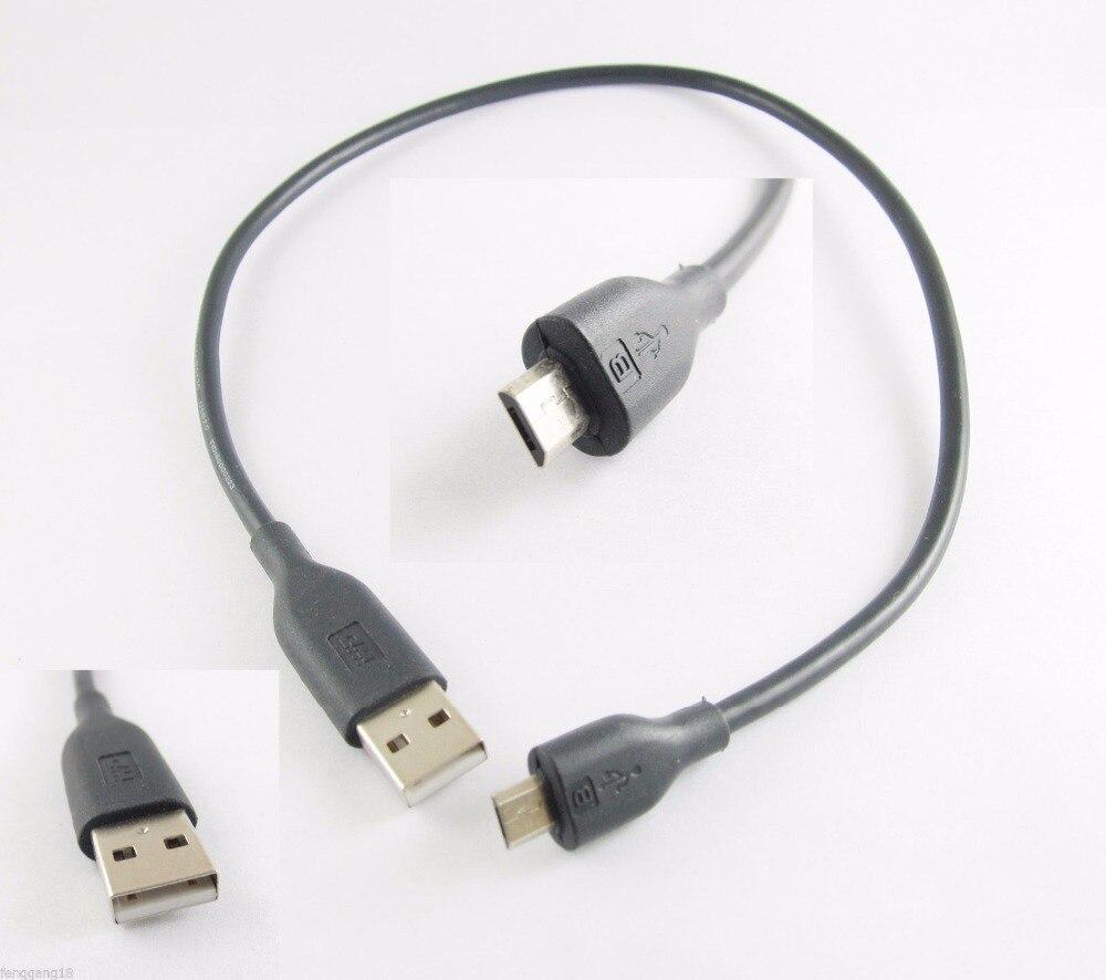 1 Stück Usb 2.0 A Stecker Auf Micro Usb B 5 Pin Telefon Tablet Daten Sync Ladekabel 0,5 Mt 50 Cm Reichhaltiges Angebot Und Schnelle Lieferung Digital Kabel Unterhaltungselektronik