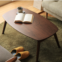 Кафе столы Cafe мебель из массива дерева прямоугольник журнальный столик сборки диван столик минималистский складной стол 105*55*38 см