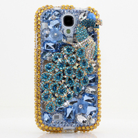 Women 3D Peacock Rhinestone Diamond Case For Letv LeEco Le 2 X520 X620 Le2 Pro X25