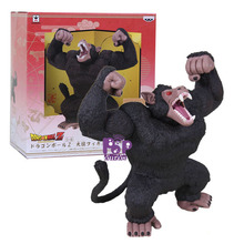 2016 New Arrival PVC Dragon Ball Z Goku Shapeshifting the Big Ape Action Figure For Kids Collection