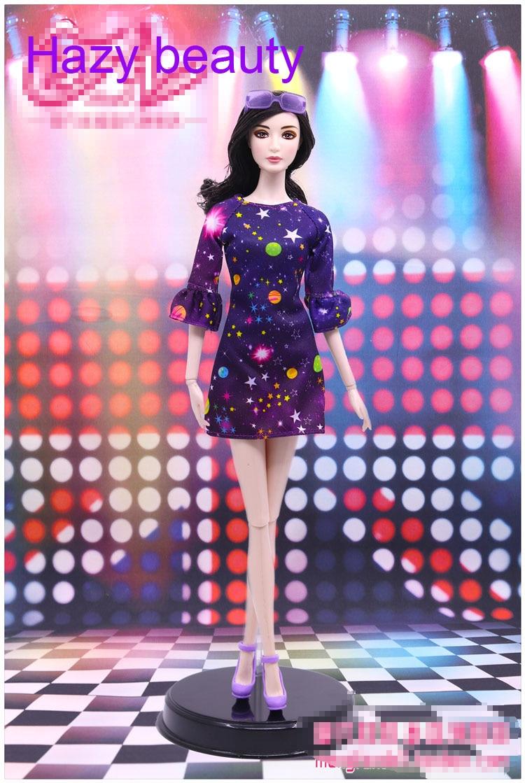 Poupée jolie robe nouveaux styles nouvelle mode pour BB 1:6 poupées BBI889