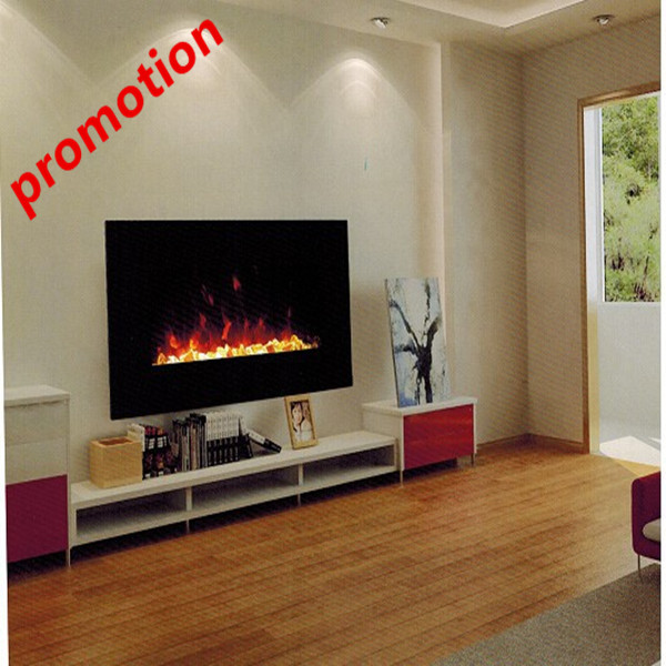 Beautiful flame G-01-5 Black paint glass wall mounted electric fireplace - Online Get Cheap Glass Electric Fireplace -Aliexpress.com