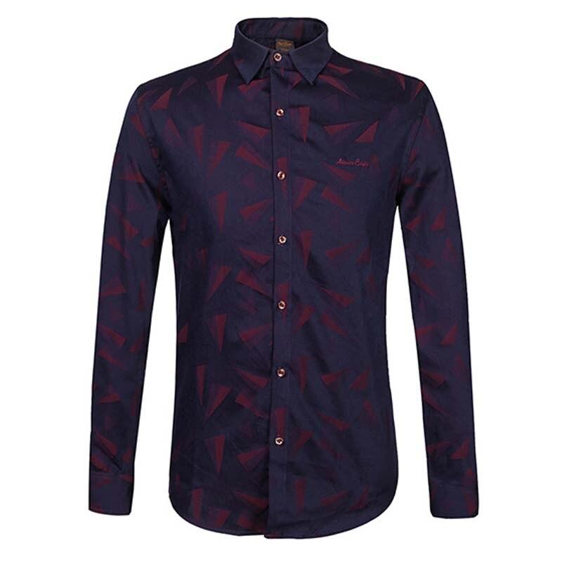 Мужские рубашки 2018 Camisa Masculina Новый Для мужчин s Повседневная рубашка с длинным рукавом хлопковая рубашка Для мужчин моющиеся уличный стиль П...