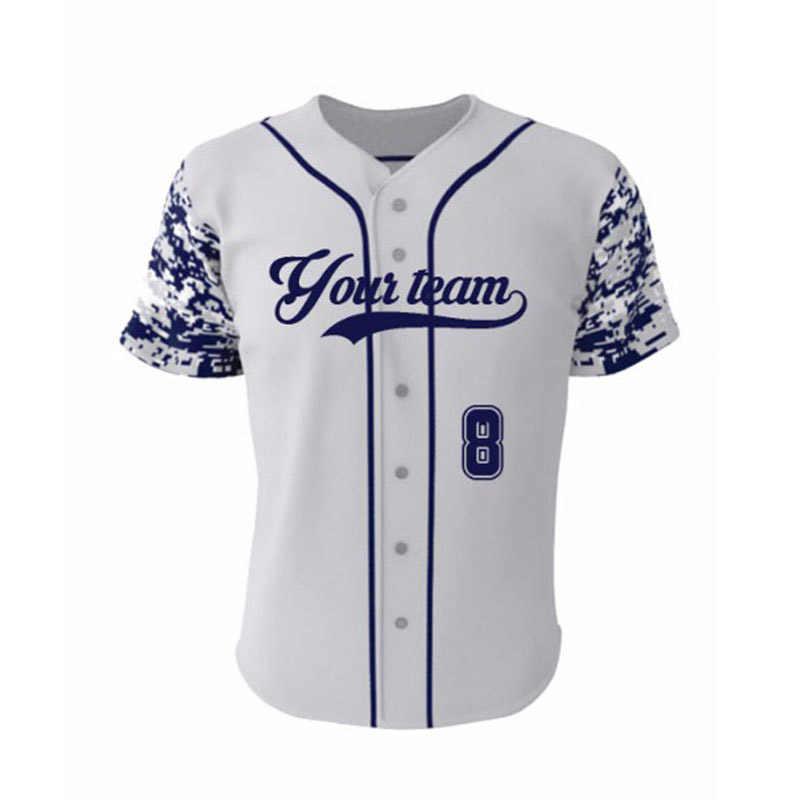 7a93937bdea ... Kawasaki Genuine Custom Mens Baseball Jersey Exercise Shirt Fans Sports  Plus Size Breathable Softball jerseys Shirts ...