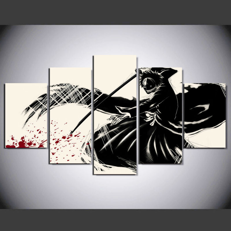 Anime Wall Art popular wall art anime-buy cheap wall art anime lots from china