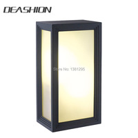 Modern Outdoor Lighting Wall Lamps E27 LED Wall Light IP54 Waterproof exterior Porch lights House Outside Garden Wall sconce