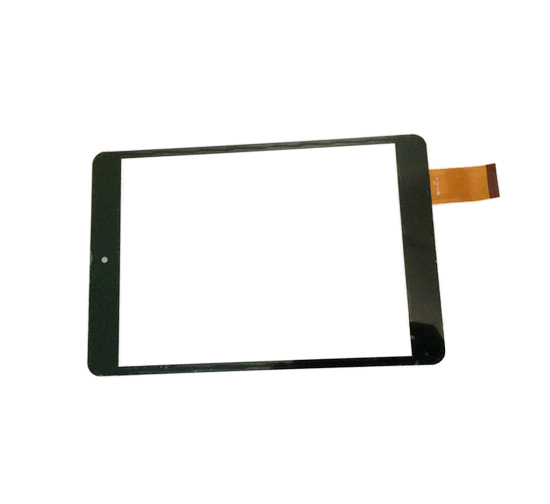 New 7.85 Inch Touch Screen Digitizer Panel for DNS AirTab MP7851 tablet pc ball screw bearing housing stepper motor bracket drive seat mba15 ep servo motor seat for fk15 support seat nema34 stepper motor