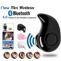 Мини-Беспроводные Наушники Bluetooth Стерео Гарнитура Наушники Наушники Для iPhone для Samsungfor Android Смартфон