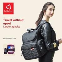 Bolsa Maternidade Diaper Bags Floral Baby Nappy Bag Travel Mather Bags Ladies Handbag Wet Bag Tote