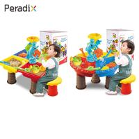 Baby Gift Sand Water Table Children Beach Toys Funny Lovely Playing Sand Clay Play House Plastic 1 Set Outdoor Furniture Toys