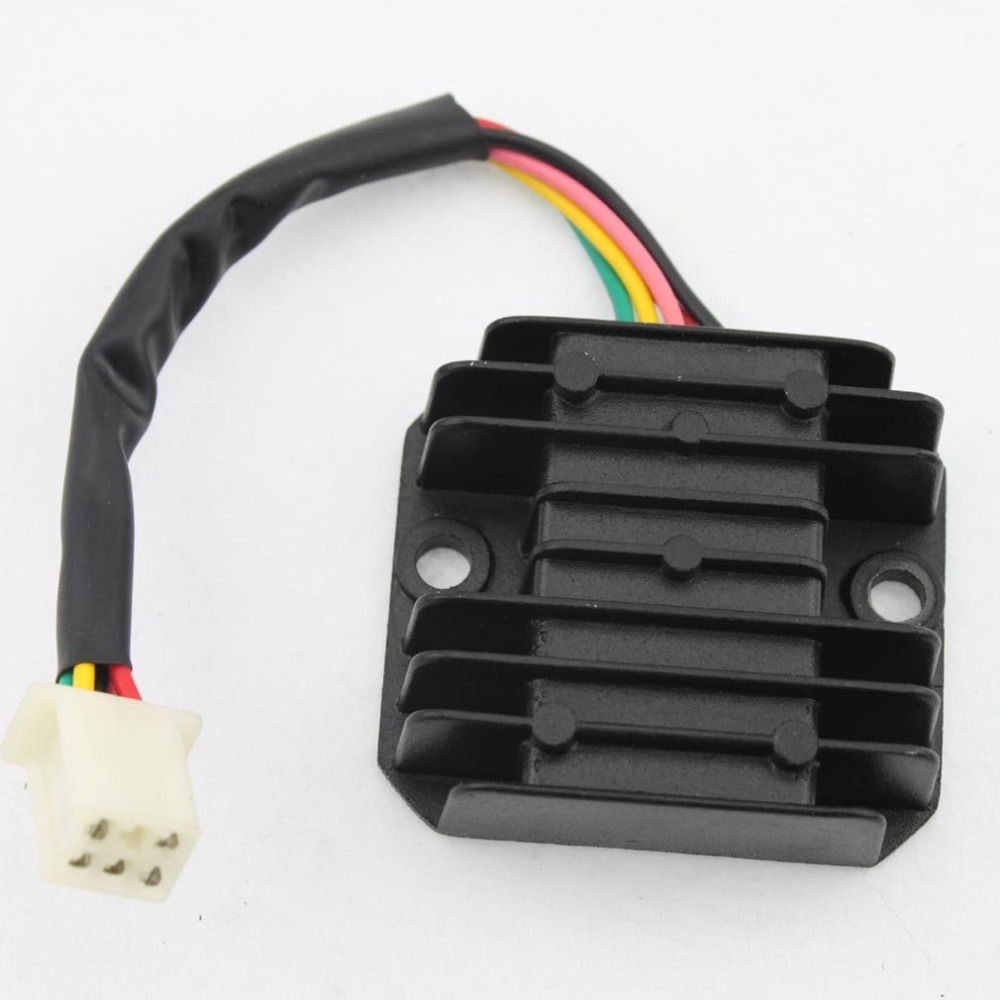 GOOFIT Ignition Coil CDI Regulator Rectifier Relay Kit for 150cc 200cc  250cc Chinese ATV Group-90