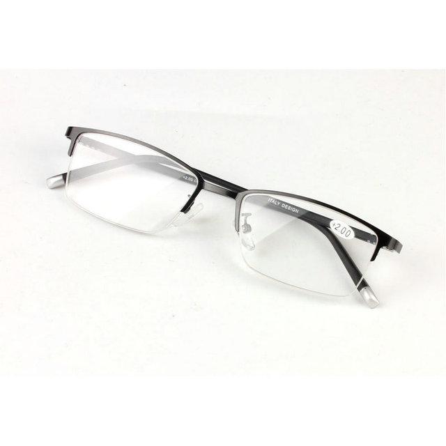 4512a6ed893 MINCL  2017 new Fashionable TR90 Reading Glasses Women Men Ultralight Resin  Lenses ElderlyPresbyopic Eyeglasses Diopter FML