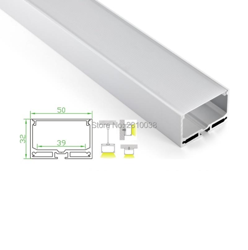 Conjuntos 10X2 m Lot série 6000 alumínio