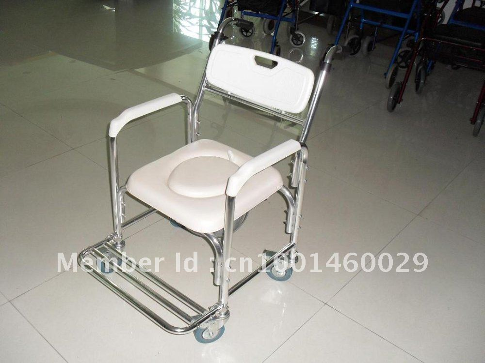 Potty Chair Toilet Chair Elderly Pregnant Women The Pulley Zuoce Chair  Commode Shower Chair CA614L On Aliexpress.com | Alibaba Group