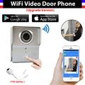 [Upgrade Version] Wireless Wifi Doorbell Camera IP Video Door Phone Intercom Interfone Door Camera Digital Doorbell Designed