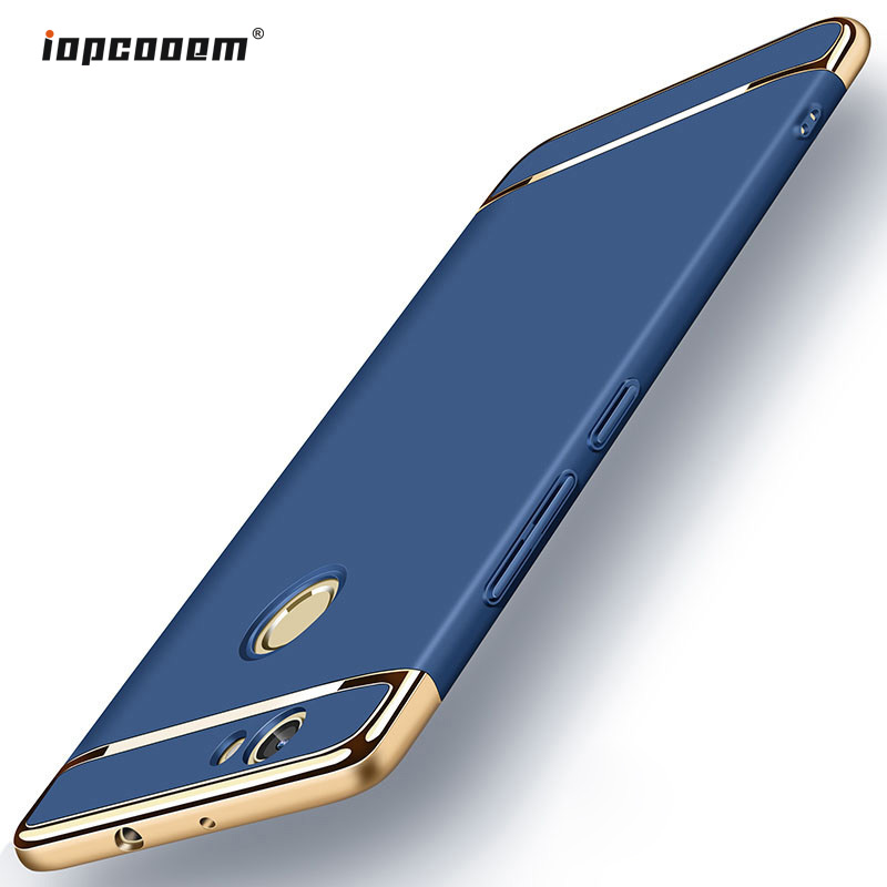 For Huawei Nova Case CAN-L01 CAN-L11 CAN-L12 5.0 Inch 3 In 1 PC Hard Shockproof Back Cover For Huawei Nova Coque Capas Fundas