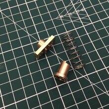 1 шт.. CR-10/CR-10S свинцовый винт анти-люфт Латунная гайка пружинная нагрузка гайка устранение регулировочная гайка для Торнадо/клон 3D принтер обновление