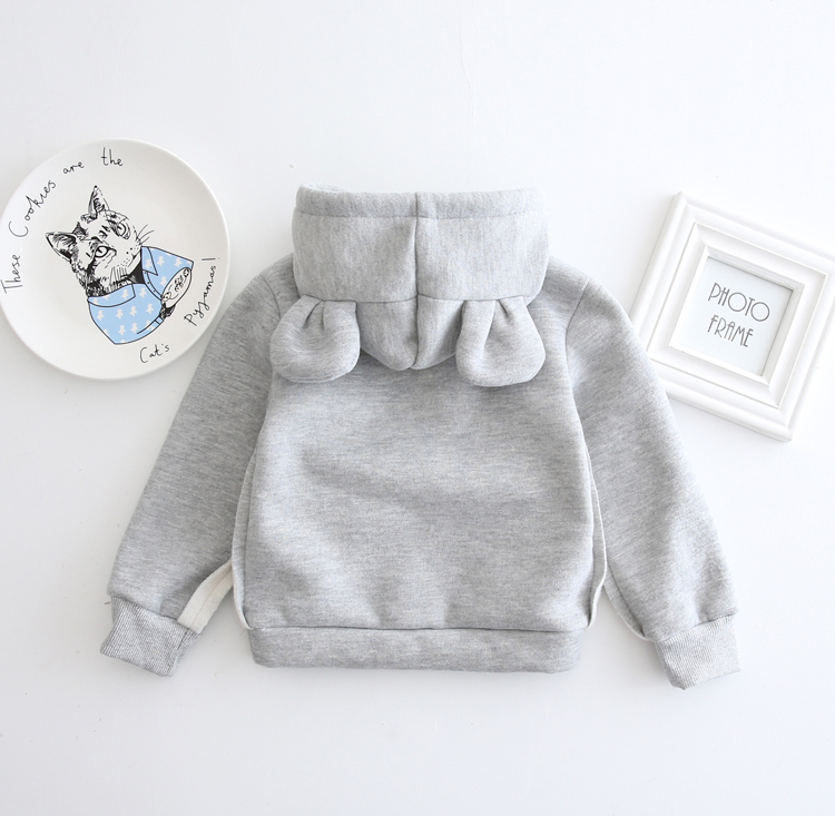 HTB1Z7zVXxTxLuJjy1Xcq6z.gXXa7 - 1-5Yrs Children Hooded Sweatshirt Boys Cute Bear Ears Animal Hoodies Unisex Kids Clothing Girls Tops Coats Baby Casual Outwear