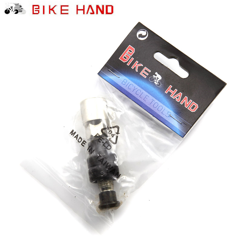 BIKE HAND Bicycle Repair Tool Bicycle Crank Mount Tool Puller Removal Cycling Racing MTB Mountain Bike Axis Brace Repair Tools in Bicycle Repair Tools from Sports Entertainment