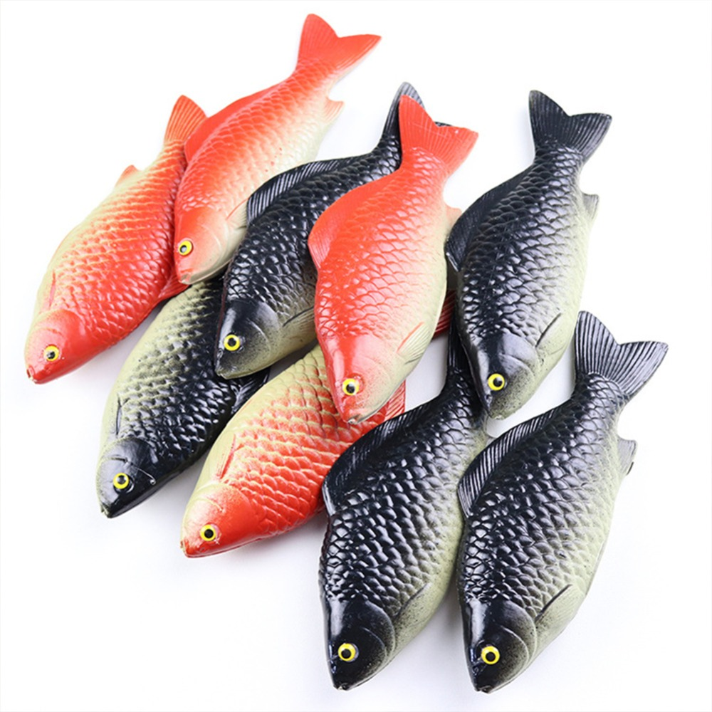 Artificial Foods Simulation Fish, Refrigerator Decoration, School Children's Restaurant Teaching Materials, Student Photo