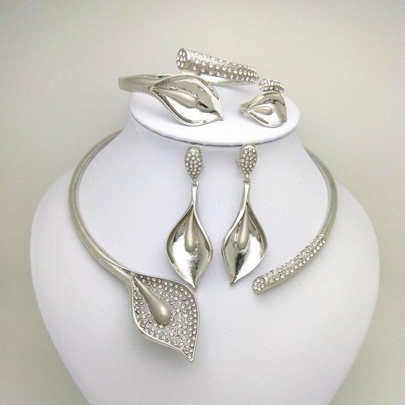 Kingdom Ma nigerian wedding african beads jewelry set women african costume jewelry set dubai silver color jewelry setsKingdom Ma nigerian wedding african beads jewelry set women african costume jewelry set dubai silver color jewelry sets