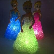 led color change night light baby room nightlight children's lamp battery powered romantic christmas holiday gift nightlight