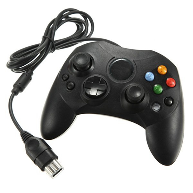 Big Promotion High Quality 1PC Black Wired Controller Classic Handle S