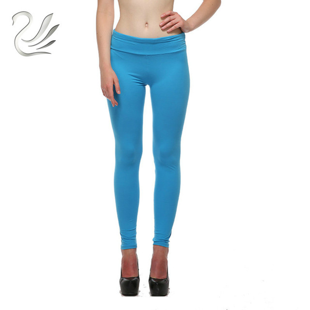 a9f0fda480a15 Femmes Push Up Leggings Mode Imprimé Taille Haute Yo-ga Pantalon Stretch  Neuf Points Leggings