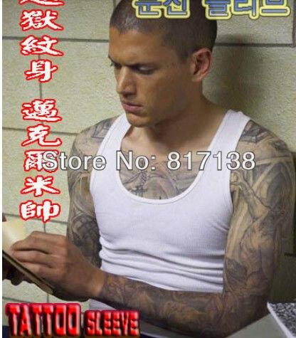 prison break tatouage vrai ou faux