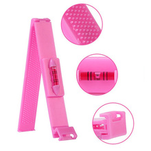 Women Hair Trimmer Fringe Cut Tool Hair Adjust Level Ruler Hair Cutting Accessories DIY Trimming Bangs Tool