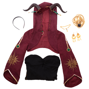 Image 5 - Game Identity V Cosplay Costume Sacrifice Fiona Gilman Cosplay Costume Halloween Christmas Party Witch Women Customized