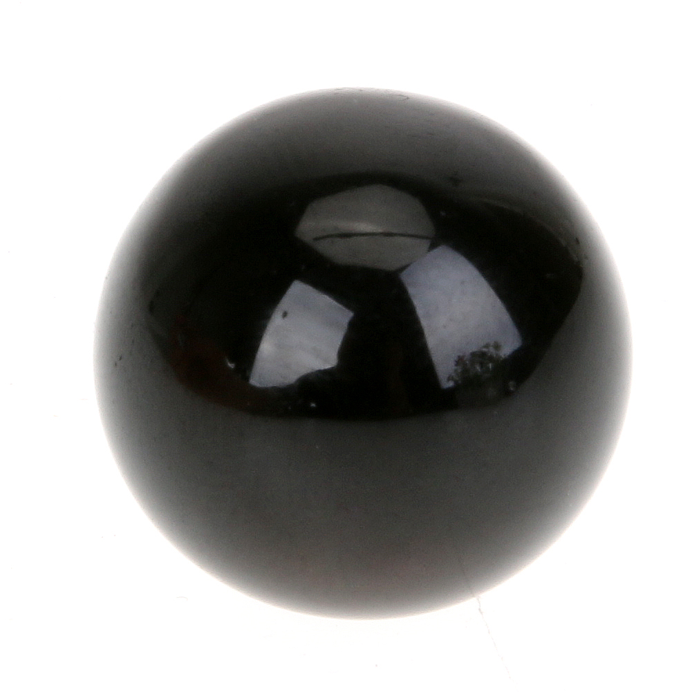 15mm Natural Obsidian Crystal Ball Healing Sphere with Stand Magic  Crystals Balls Sphere gemstone DIY Home Decor