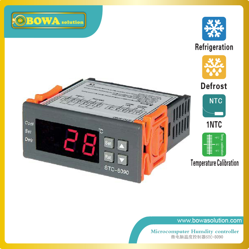Microcomputer Temperature Controllers for small cooling equipment  цены