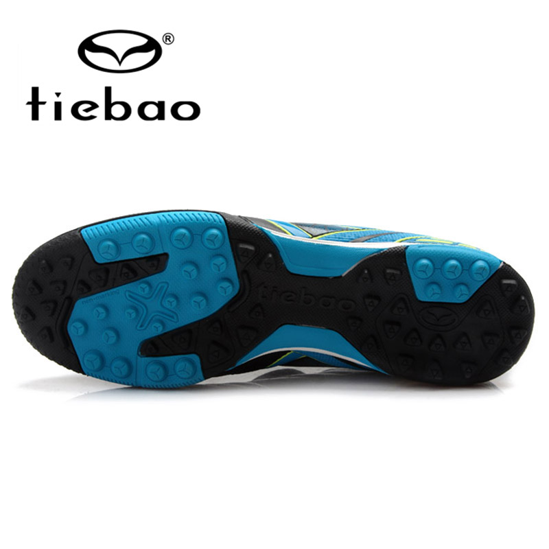 79ea478945913 TIEBAO Soccer Brand Shoes Turf TF Mens Soccer Shoes Outdoor Artificial Turf  For Football Botas Futbol Superflys Men Soccer Boots-in Soccer Shoes from  Sports ...
