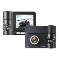 Anytek B60 170 Degree Lens Rotation Rear View Camera Driving Support Function Car DVR Dashcam Parking Monitoring
