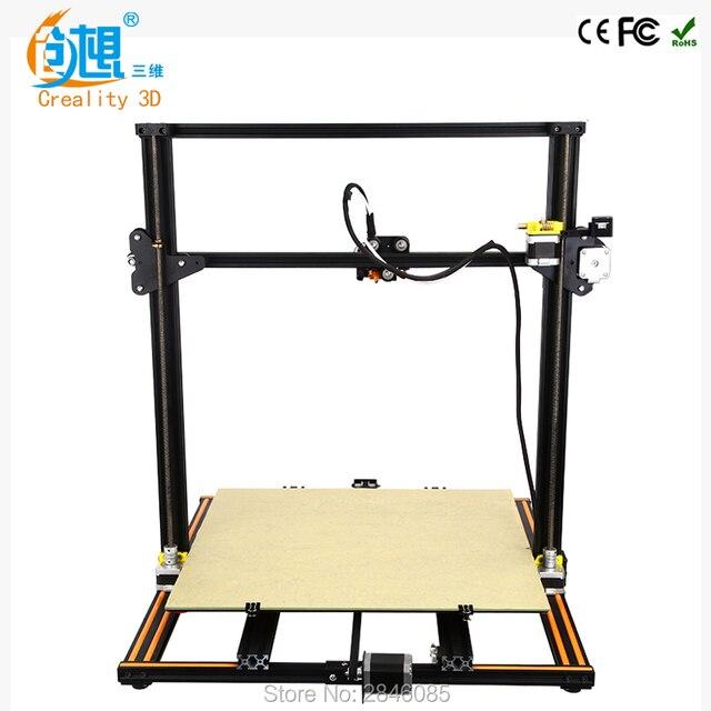 CREALITY 3D CR 10 große 3d Farbe Drucker 3d druck kit FDM Spritzguss ...