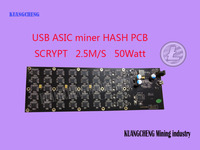 Gridseed 5 2 6MH100W USB MINER Scrypt Miner Litecoin Minning Machine Gridseed Blade One Pcb 2