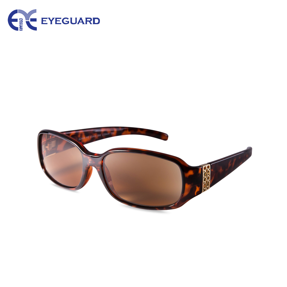 EYEGUARD Comfortable Stylish Simple Outdoor Reading Sunglasses Elegant Womens Reading Glasses With Beautiful Patterns Readers